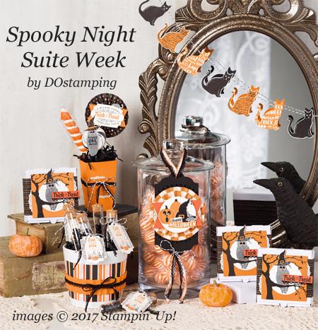 visit DOstamping Spooky Night Suite Week for lots of Halloween Inspiration #dostamping #stampinup #halloween #packaging #cardmaking #diy