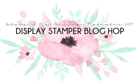 DOstamping On Stage Nov 2017 Display Stamper Blog Hop