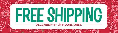 Stampin' Up! FREE Shipping December 11, 2017 #dostamping #stampinup #freeshipping #shopwithdawn