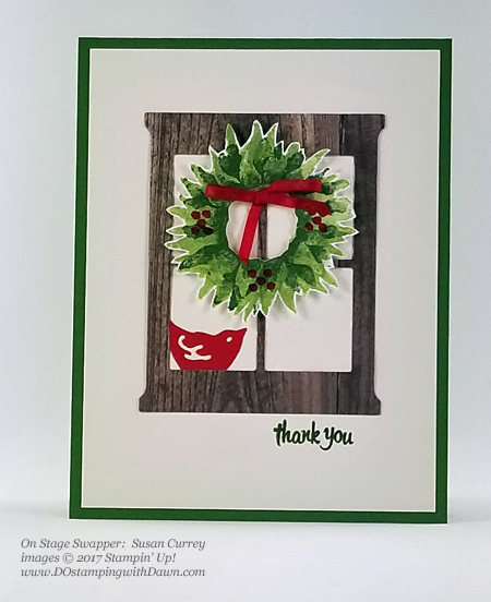 Stampin' Up! Painted Harvest stamp set shared by Dawn Olchefske #dostamping  #stampinup #handmade #cardmaking #stamping #diy #rubberstamping (Susan Currey)