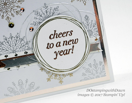 Stampin' Up!  Cheers to the Year cards shared by Dawn Olchefske #dostamping  #stampinup #handmade #cardmaking #stamping #diy #rubberstamping #happynewyear #youvegotstyle #yearofcheer #cheerstotheyear