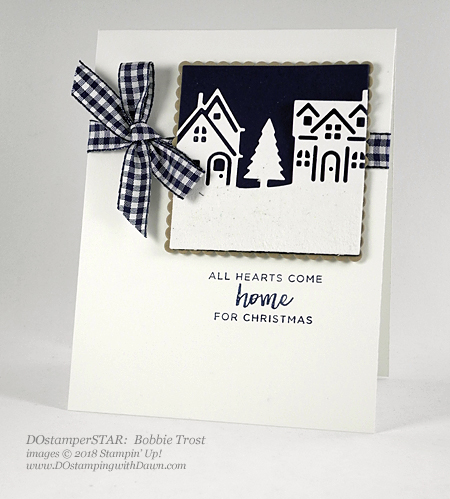 Stampin' Up! Embossing Paste & Hearts Come Home shared by Dawn Olchefske #dostamping  #stampinup #handmade #cardmaking #stamping #diy #rubberstamping #papercrafting (DOstamperSTAR Bobbie Trost)