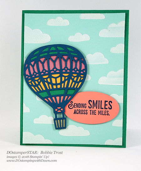 Stampin' Up! Embossing Paste & Lift Me Up shared by Dawn Olchefske #dostamping  #stampinup #handmade #cardmaking #stamping #diy #rubberstamping #papercrafting (DOstamperSTAR Bobbie Trost)