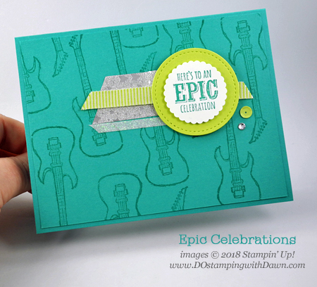 Stampin' Up! Sale-a-Bration Epic Celebrations cards shared by Dawn Olchefske #dostamping #stampinup #handmade #cardmaking #stamping #diy #rubberstamping #papercrafting #birthdaycards #kidscards #epiccelebrations #saleabration