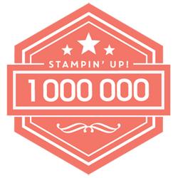 Dawn Olchefske, Stampin' Up! Million Dollar Achiever #dostamping #stampinup #onemillionachiever