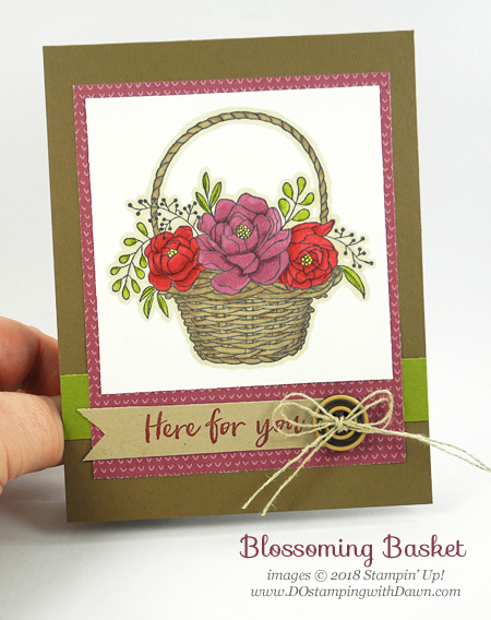 DO's Fav.BlossomingBasket