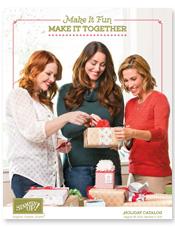 Stampin' Up! 2014 Holiday Catalog #dostamping #craftsupplies