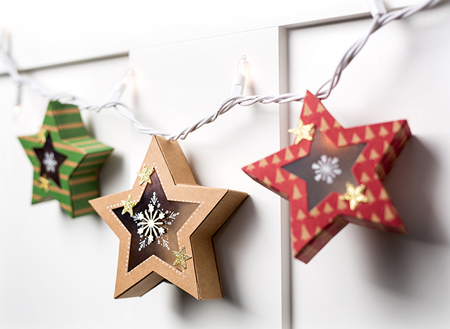 projects from Many Merry Stars Simply Created Kit, #dostamping #stampinup #christmasdecor