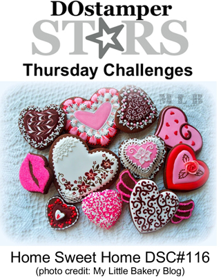 DOstamperSTARS Thursday Challenge #116 photo inspiration week #dostamping #stampinup