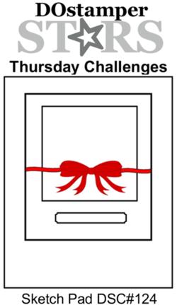 DOstamperSTARS Thursday Challenge DSC#124 #dostamping #stampinup