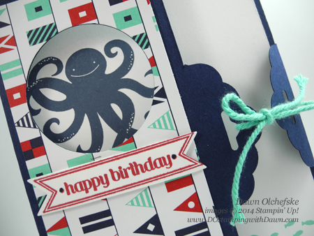 5/19 Weekly Deal Maritime DSP shared by Dawn Olchefske #dostamping #stampinup