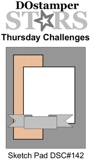 DOstamperSTARS Thursday Sketch Challenge DSC#142
