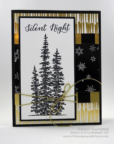 Wonderland swaps from 2015 Holiday Catalog shares by Dawn Olchefske #dostamping #stampinup (Kay Kalthoff)
