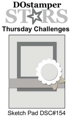 DOstamperSTARS Thursday Challengle DSC#154 #dostamping