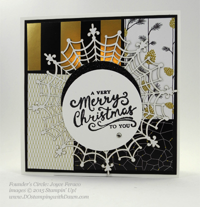 Reason for the Season swap cards shared by Dawn Olchefske #dostamping #stampinup Joyce Feraco