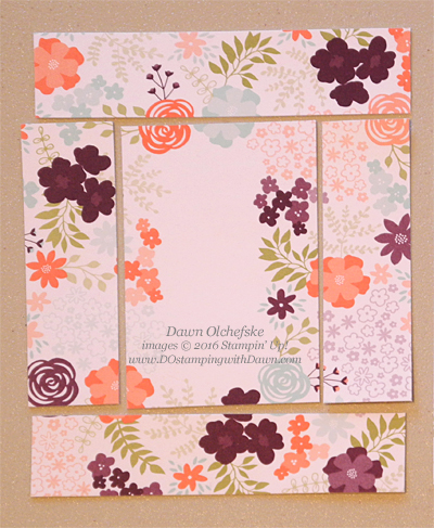 Hello Sunshine Paper Pumpkin kit alternative ideas by Dawn Olchefske #dostamping #stampinup