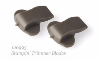 126995 Stampin' Trimmer Blades