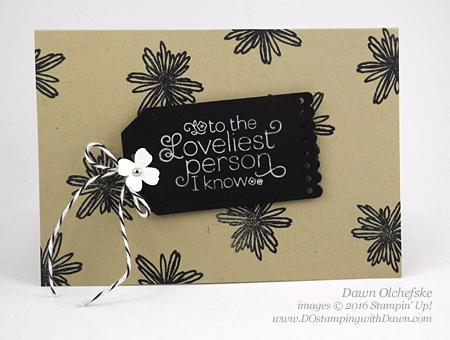 Lovely Little Wreath Paper Pumpkin Alternative Ideas created byDawn Olchefske #dostamping #stampinup