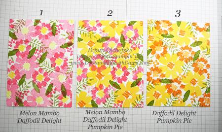 April 2016 Paper Pumpkin bonus stamp set idea created by Dawn Olchefske for DOstamperSTARS Thursday Challenge #DSC179 #dostamping #stampinup