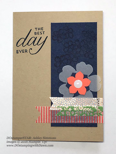 DOstamperSTARS Affectionately Yours cards shared by Dawn Olchefske #dostamping #stampinup (Ashley Simmons)