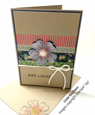 DOstamperSTARS Affectionately Yours cards shared by Dawn Olchefske #dostamping #stampinup (Linda Kaufman)