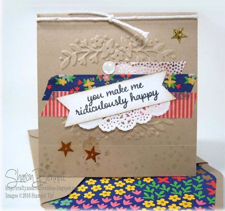 DOstamperSTARS Affectionately Yours cards shared by Dawn Olchefske #dostamping #stampinup (Sharon Bennett)