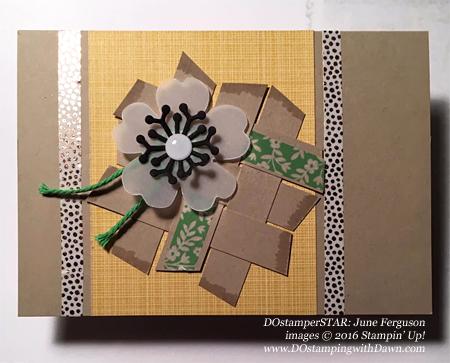 DOstamperSTARS Affectionately Yours cards shared by Dawn Olchefske #dostamping #stampinup (June Ferguson)