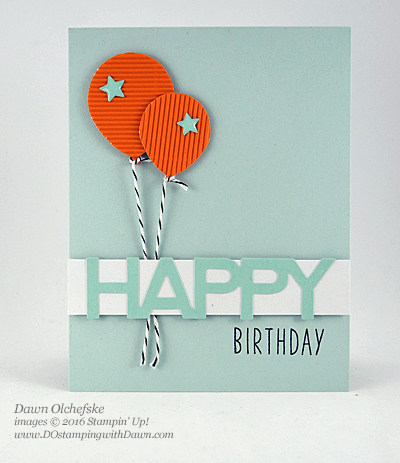 Many Manly Occasions Paper Pumpkin Alternative Ideas created by Dawn Olchefske #dostamping #stampinup