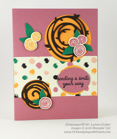 DOstamperSTARS In Color swap cards shared by Dawn Olchefske #dostamping #stampinup (LuAnn Graber)