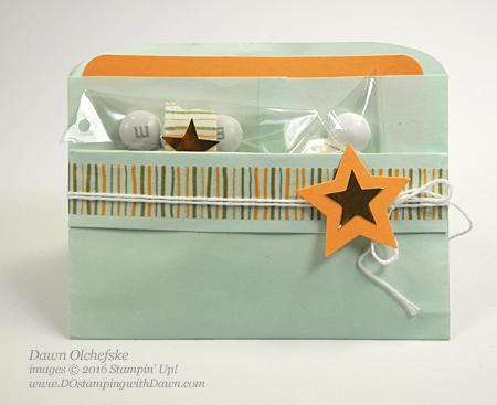 Alternative ideas for Banner Surprise Paper Pumpkin Kit for June 2016 created by Dawn Olchefske #dostamping #stampinup