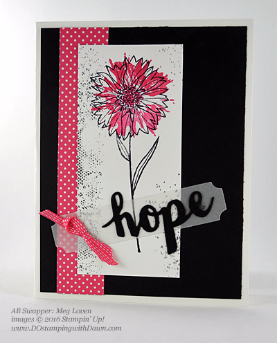 Touches of Texture swap cards shared by Dawn Olchefske #dostamping #stampinup (Meg Loven)