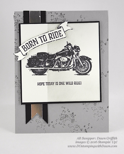 One Wild Ride swap cards shared by Dawn Olchefske #dostamping (Dawn Griffith)