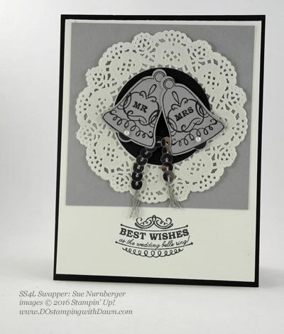 Stampin' Up! Seasonal Bells swap cards shared by Dawn Olchefske #dostamping #stampinup (Sue Nurnberger)