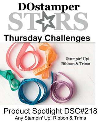 DOSstamperSTARS Thursday Challenge #218-Product Spotlight
