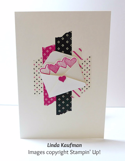 Valentine projects created by DOstamperSTARS #dostamping (Linda Kaufman)