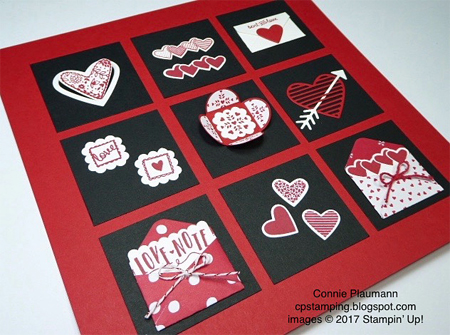 Stampin' Up! DOstamper STARS Friday Feature cards shared by Dawn Olchefske #dostamping (Connie Plaumann)