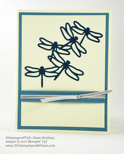 Stampin' Up! 2017 Occasions Catalogswap cards shared by Dawn Olchefske #dostamping (Diane Rosburg)