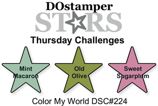 DOSstamperSTARS Thursday Challenge #224-Color My World