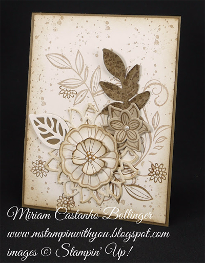 Stampin' Up! DOstamper STARS Friday Feature cards shared by Dawn Olchefske #dostamping (Miriam Castanho Bollinger)