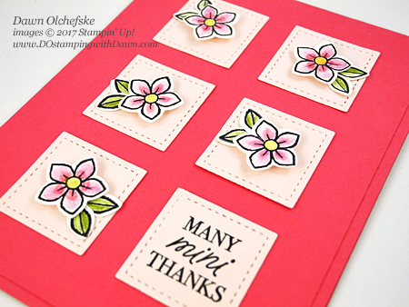 Stampin' Up! Basket Bunch Bundle and Suite Sentiments card created by Dawn Olchefske for DOstamperSTARS Thursday Challenge #DSC223 #dostamping
