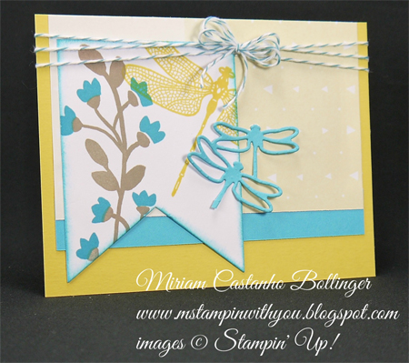 Stampin' Up! DOstamper STARS Friday Featurecards shared by Dawn Olchefske #dostamping (Miriam Castanho Bollinger)