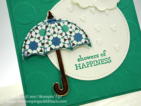 Stampin' Up! Weather Together card shared by Dawn Olchefske #dostamping