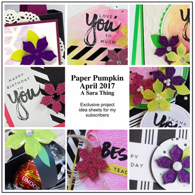 Get Bonus Paper Pumpkin ideas when you subscribe with Dawn Olchefske #dostamping