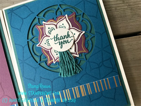 Stampin' Up! DOstamperSTARS Friday Feature cards shared by Dawn Olchefske #dostamping (Aimee Gravelle)