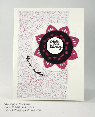 Stampin' Up! Eastern Palace Suite cards shared by Dawn Olchefske #dostamping(
