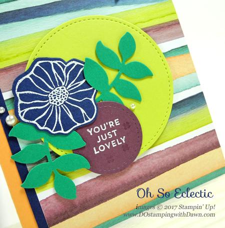Stampin' Up! product name card by Dawn Olchefske for DOstamperSTARS Thursday Challenge #DSC241 #dostamping