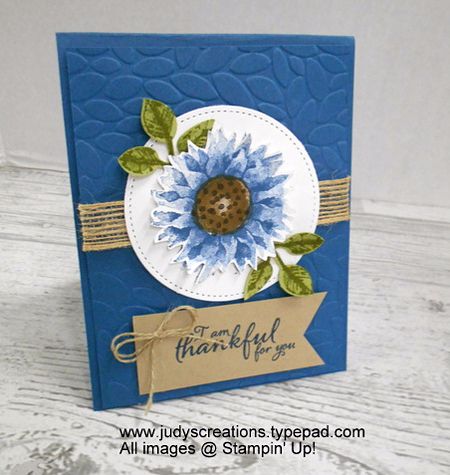 Stampin' Up! Painted Harvest Bundle samples shared by Dawn Olchefske #dostamping  #stampinup #handmade #cardmaking #stamping #diy #paintedharvestDOstamperSTAR Judy Strickling)