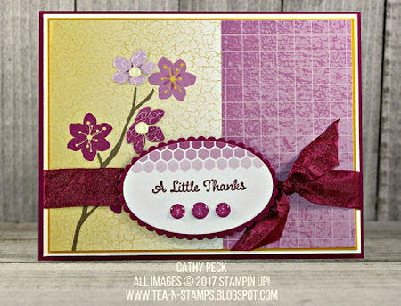 Stampin' Up! Memories & More Color Theory Card Pack cards shared by Dawn Olchefske #dostamping  #stampinup #handmade #cardmaking #stamping #diy #memoriesandmore #colortheory (Cathy Peck)