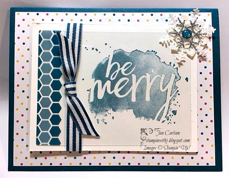Stampin' Up! Memories & More Color Theory Card Pack cards shared by Dawn Olchefske #dostamping  #stampinup #handmade #cardmaking #stamping #diy #memoriesandmore #colortheory (Jan Carlson)