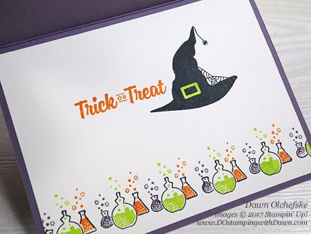 Stampin' Up! Festive Phrases & Spooky Night DSP by Dawn Olchefske for DOstamperSTARS Thursday Challenge #DSC251 #dostamping #stampinup #handmade #cardmaking #stamping #diy #festivephrases #halloween #spookycat #spookynightdsp